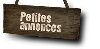 Annonces